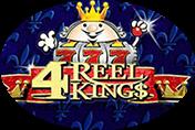 4 Короля Барабанов - играйте на реальные деньги