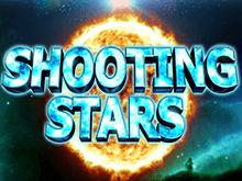 В игровом онлайн казино Падающие Звезды