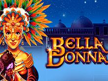 В казино на деньги Белла Донна