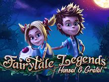Аппарат Легенды Сказок: Гензель и Гретель — играйте в казино