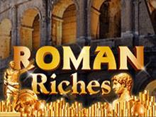 Онлайн слот на деньги Сокровища Рима в казино сейчас
