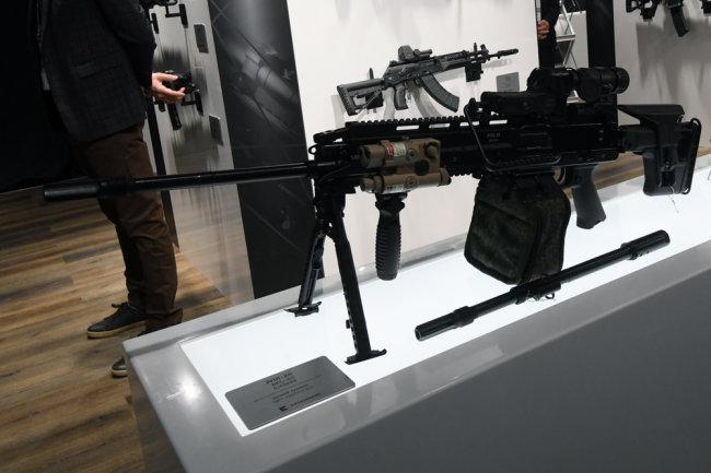 Новейший пулемет РПЛ-20 показали на видео во всех подробностях