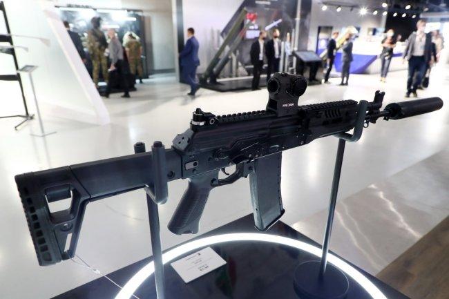 В ОАЭ намечен премьерный показ автомата АК-19