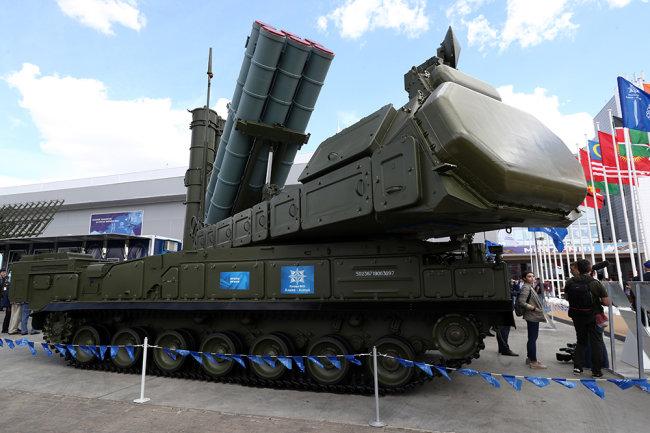 Какое вооружение представит России на выставке IDEX 2021