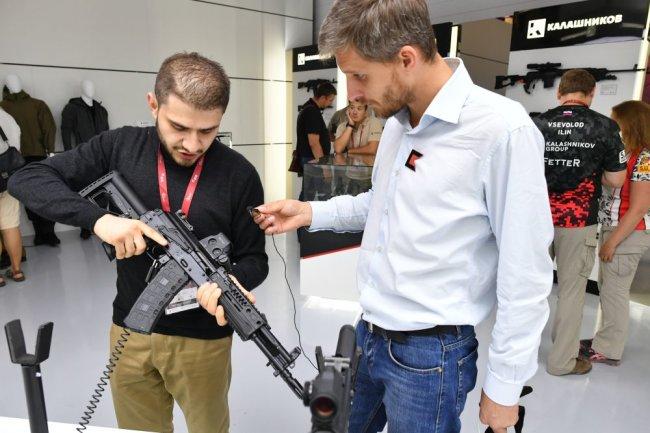 Автомат Калашникова АК-12 модернизировали